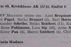 BWF-Marzahn-198687-Jugend-BFA-Chronik-Kader