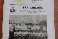 BWF-Marzahn-198687-Jugend-BFA-Chronik-Titelblatt