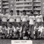 BWF Marzahn 1986/87 Jugend