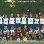 Marzahner SV 1996 1. D Pfingstturniersieger