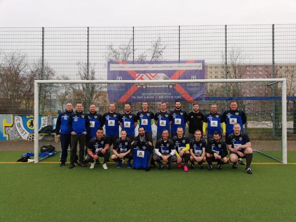 FC NORDOST Berlin 2019/20 Ü32