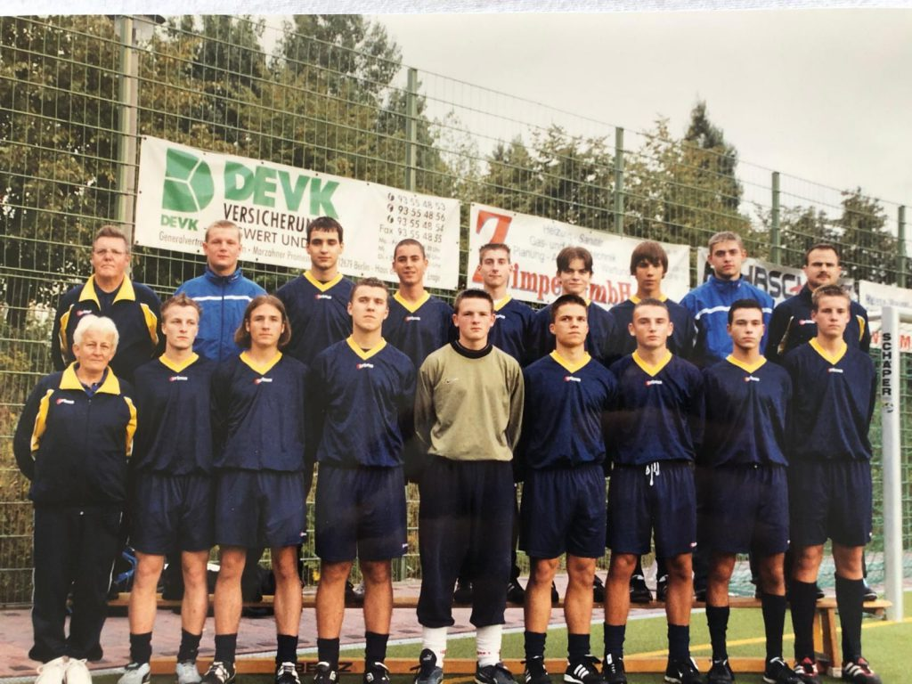 FC NORDOST Berlin 20001/02 2. A - 2