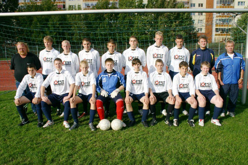 FC NORDOST Berlin 2006/07 2. B