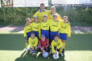 FC NORDOST Berlin 2006/07 2. E