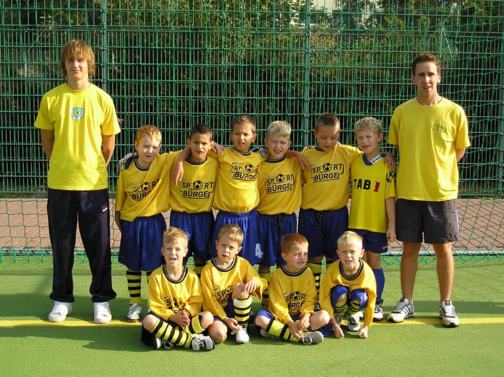 FC NORDOST Berlin 2006/07 2. F