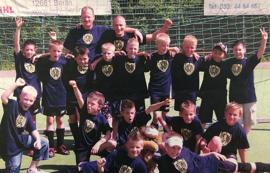 FC NORDOST Berlin 2008/09 1. E