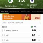 SV Mühlenbeck - 1. Herren