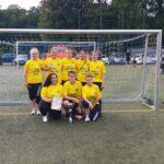 Kleinfeld-Frauen beim VfB Steinhöfel