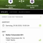 Pokal 1. D - Tennis Borussia
