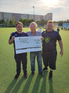 1000€ Spende für Mutperlen.berlin