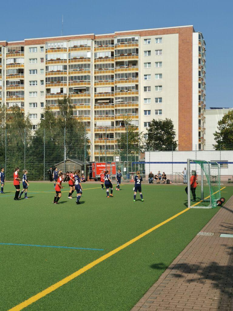 C-Mädchen - Köpenicker FC