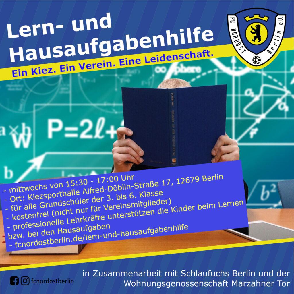 Lern- und Hausaufgabenhilfe
