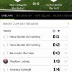Eintracht Mahlsdorf - Ü60 II