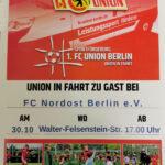 Union in Fahrt