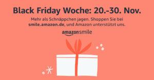AmazonSmile - Black Friday Week