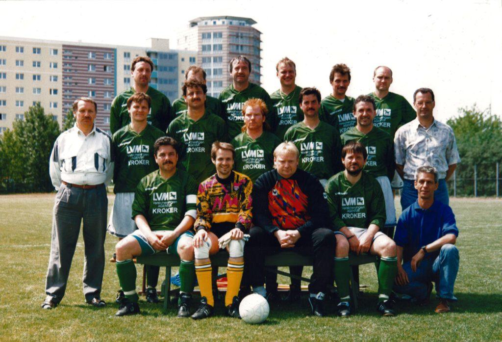Marzahner SV 1995/96 Ü32