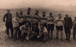 SG Frisch-Auf Marzahn 1950 Neujahr