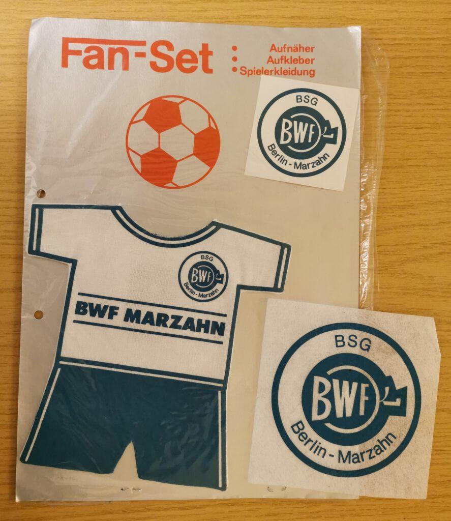 BWF Marzahn Fanartikelset