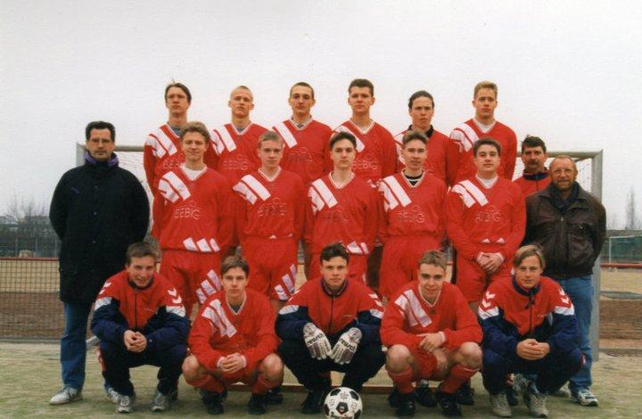 Marzahner SV 1995/96 1. A