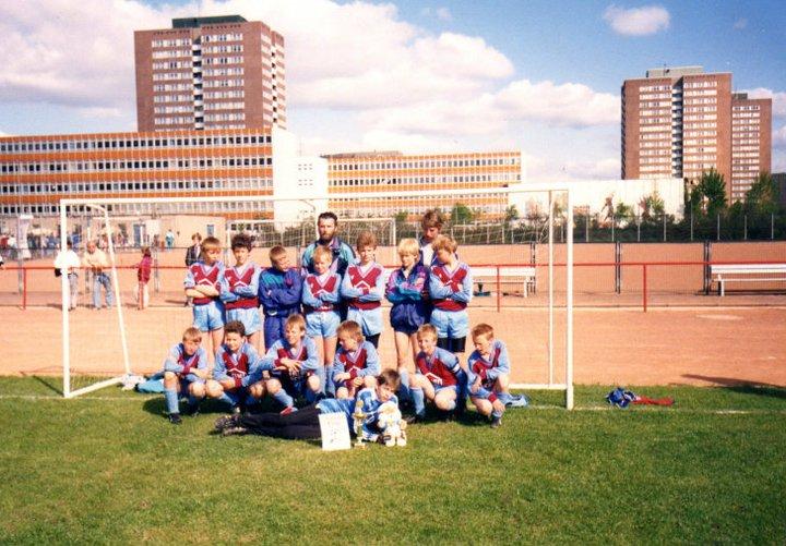Marzahner SV 1991 Pfingstturnier Turniersieger