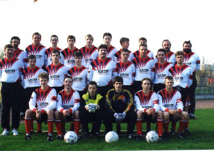 Marzahner SV 1993/94 1. B