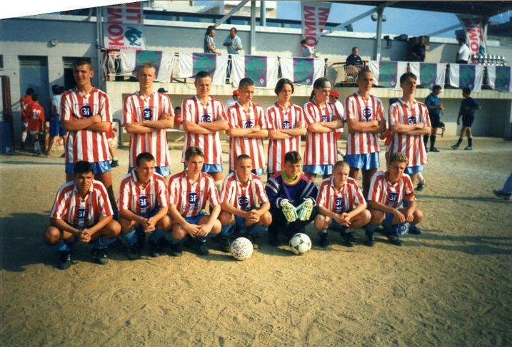 Marzahner SV 1995 1. B Turnier in Malgrat de Mar