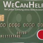 WeCanHelp Mastercard