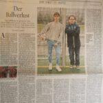 Tagesspiegel vom 20.02.21 Der Ballverlust