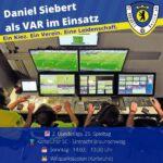 Daniel Siebert Ansetzung 14.03.21