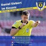 Daniel Siebert Ansetzung vom 20.03.21