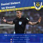 Daniel Siebert Ansetzung vom 24.03.21