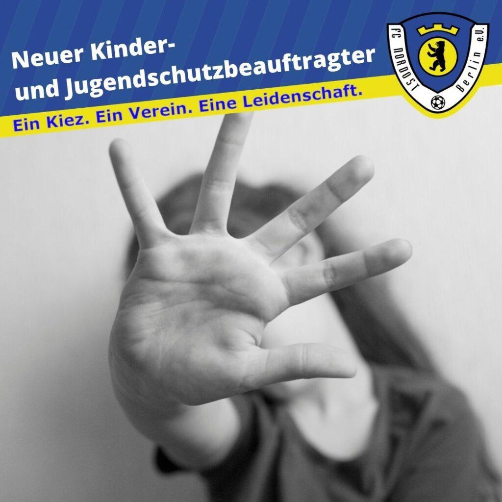 Neuer Kinder- und Jugendschutzbeauftragter