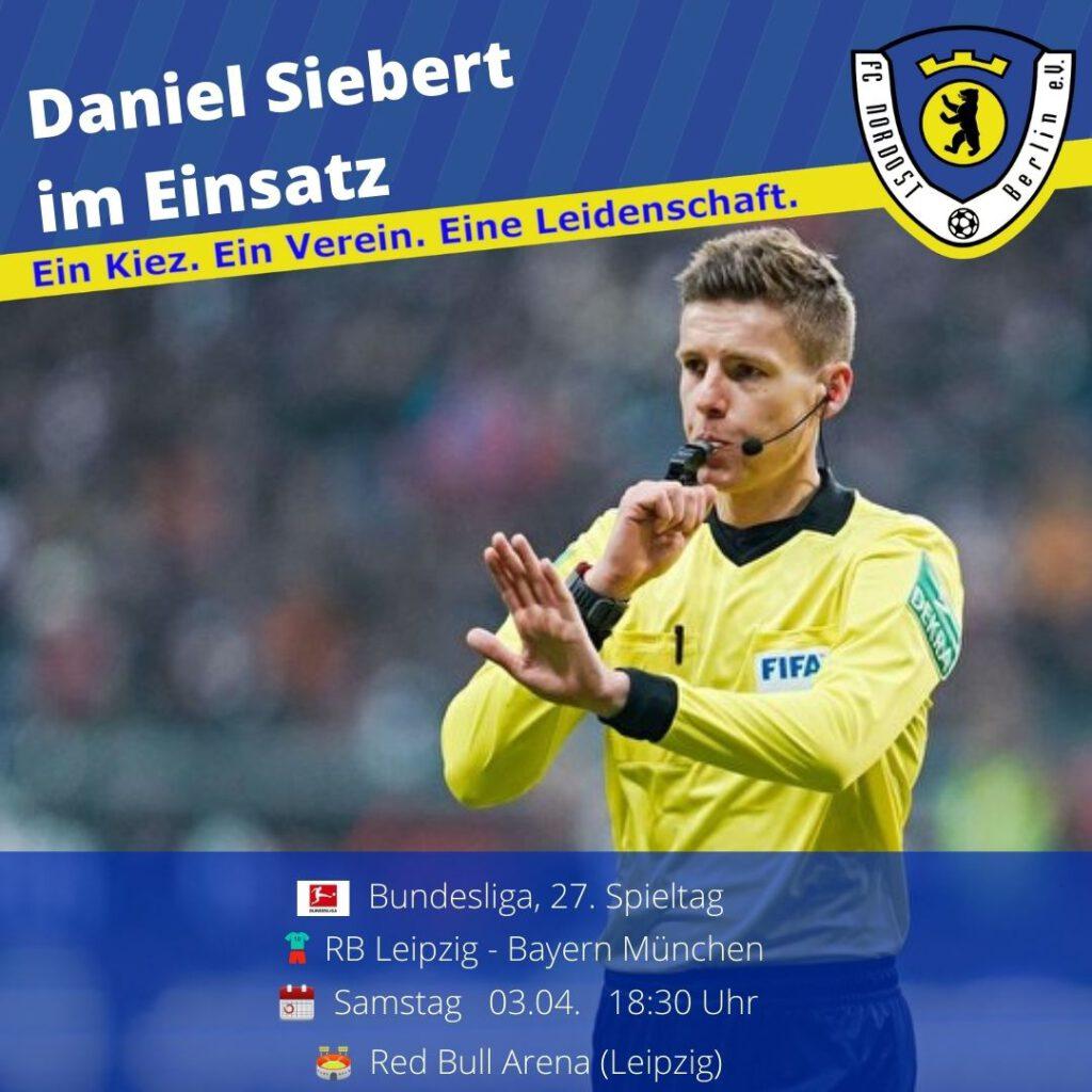Daniel Siebert Ansetzung 03.04.21