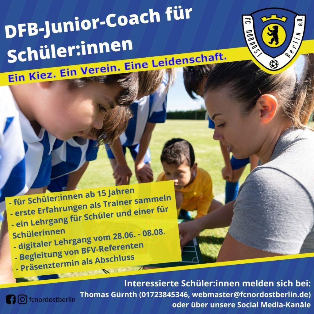 DFB-Junior-Coach