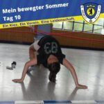 Mein bewegter Sommer Tag 10
