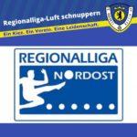 Regionalliga-Luft schnuppern
